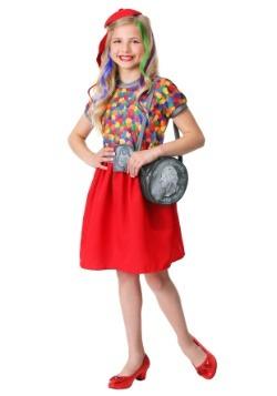 Disfraz de máquina de Gumball para niñas