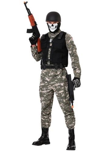 Disfraz de soldado de batalla