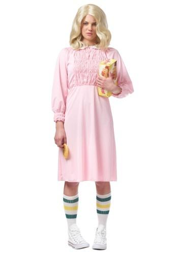 Disfraz de niña extraña
