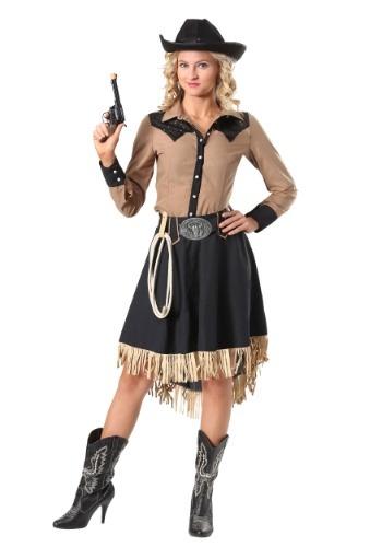 Disfraz para mujer Lasso'n Cowgirl