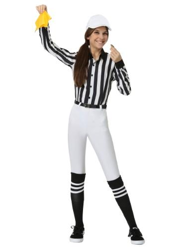 Disfraz para mujer de árbitro