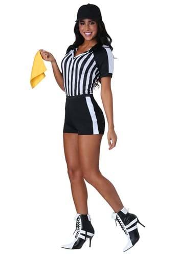 Vestido para mujer de árbitro picante