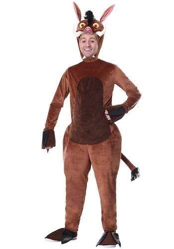 Disfraz de Warthog para adulto