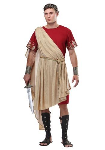 Disfraz de romano toga para hombre