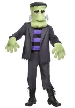 Disfraz de monstruo de Frankenstein para niño