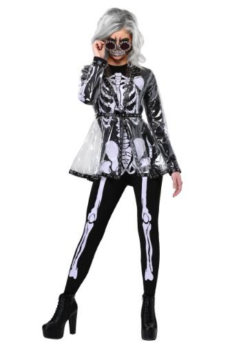 Disfraz para mujer Fierce Skeleton