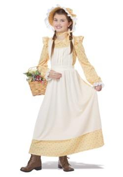 Disfraz de niña de las praderas