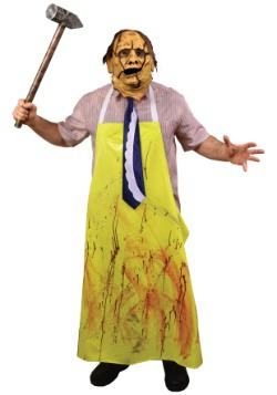 Disfraz Leatherface de Texas Chainsaw Massacre para adulto