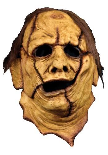 Mascarilla de Texas Chainsaw Massacre Adult Leatherface 3/4