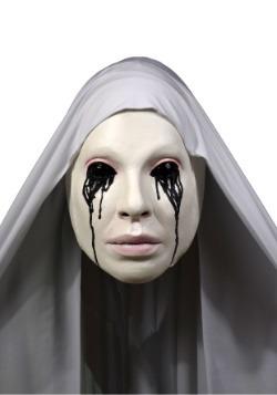 Máscara de monja de asilo de la historia estadounidense de t