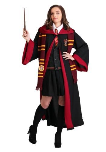 Disfraz de Hermione deluxe para mujer