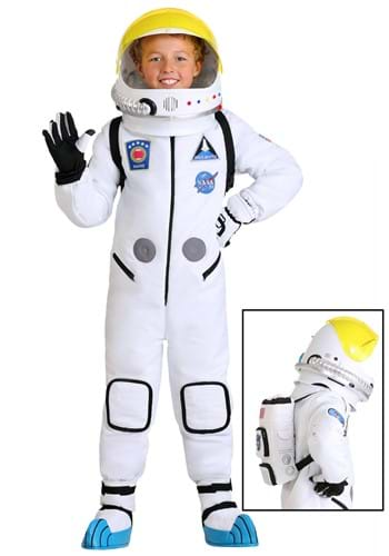 Disfraz infantil de astronauta deluxe