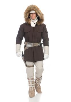 Disfraz de Hoth Han Solo para hombre