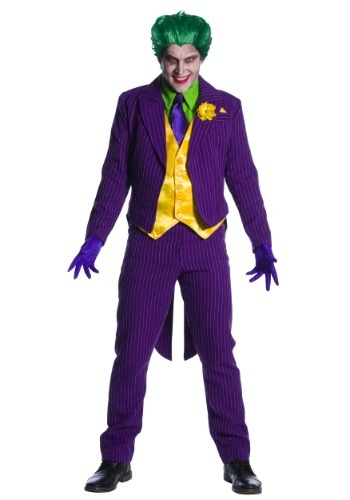Disfraz de Joker para hombre