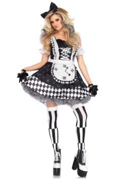 Disfraz de Wonderland Dark Alice para mujer