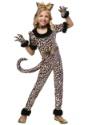 Mameluco de leopardo para niñas