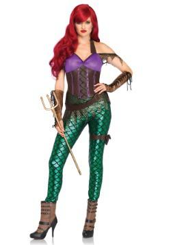 Disfraz Rebel Mermaid para mujer