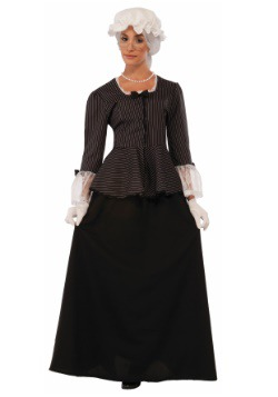 Disfraz de Martha Washington para mujer