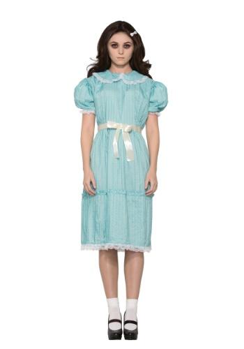 Disfraz para mujer de Hermana Gemela Espeluznante