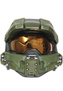 Casco de Master Chief para niños con luces