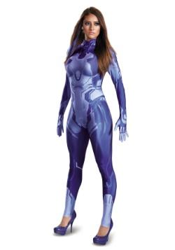 Disfraz de Halo Cortana para mujer