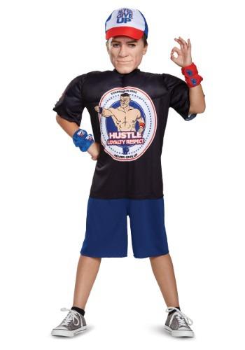 Disfraz muscular clásico de John Cena para niños