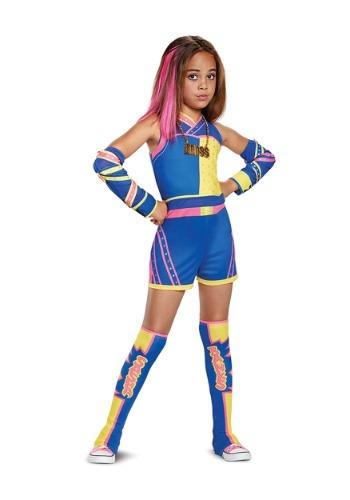 Disfraz de WWE Sasha Banks para niña
