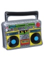 Boombox inflable de los 80