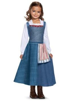 Disfraz de Bella Village clásico para niña