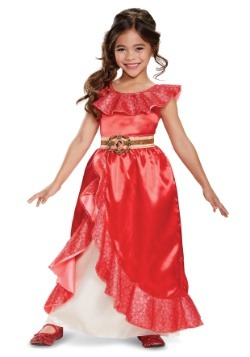 Elena of evaluar Adventure Outfit Deluxe Girls Costume