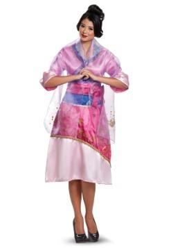 Disfraz de Disney Mulan Deluxe para mujer