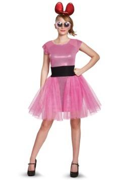 Disfraz para mujer de Bombón Chicas Superpoderosas Deluxe