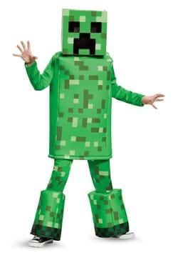 Disfraz de Minecraft Creeper Prestige Boys