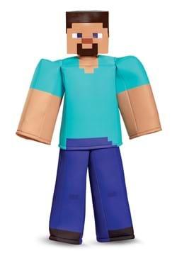 Disfraz de Minecraft Steve Prestige para niño