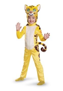 Disfraz clásico para niños Fuli Lion Guard