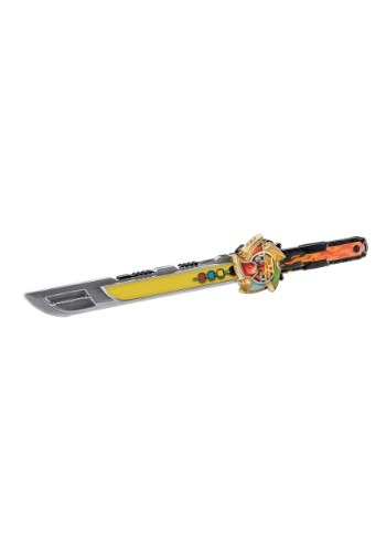 Espada de acero Ninja de Power Rangers