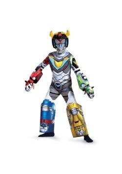 Disfraz de Voltron Deluxe para niños