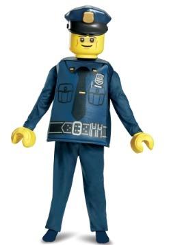 Disfraz de LEGO Police Officer Deluxe Boys