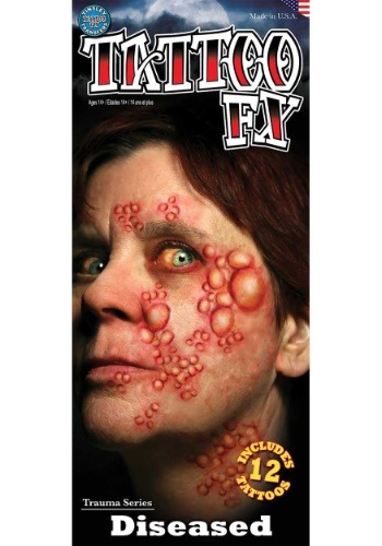 Kit de tatuaje FX enfermo