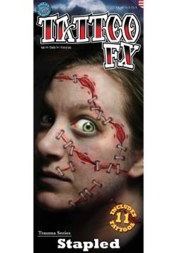 Kit de tatuaje FX con grapas