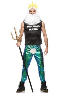 Disfraz de mafia sirena para hombre
