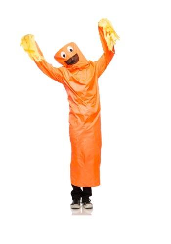 Disfraz de hombre inflable bailarín para adulto