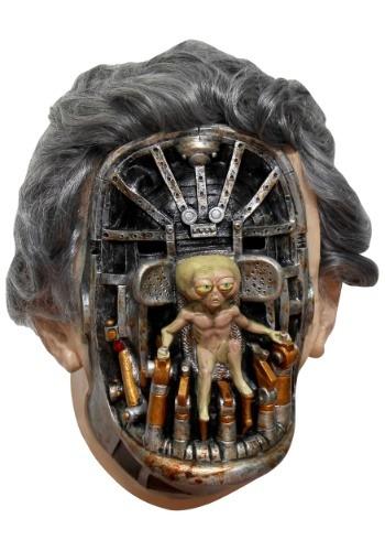 Máscara de control Arquillian de Hombres de Negro adulto