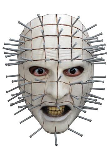 Adulto Hellraiser Pinhead Mascarilla