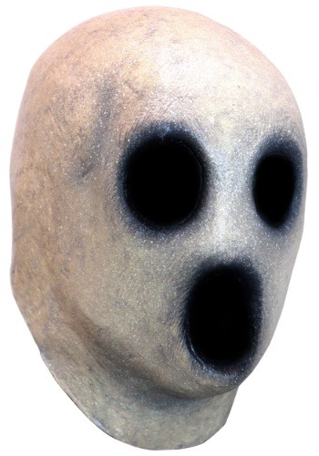 Máscara de cara espeluznante para adulto