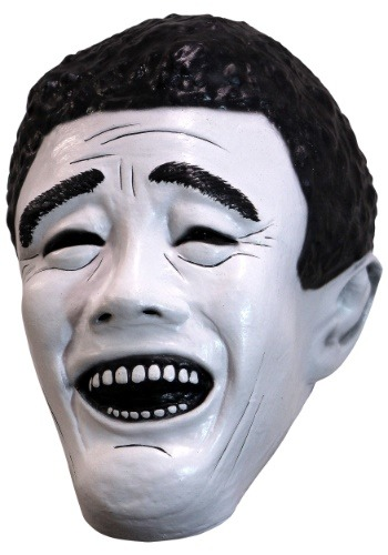 Máscara de meme Yao Ming para adulto