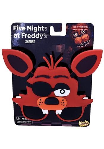 Cinco noches en gafas de sol Foxy de Freddy