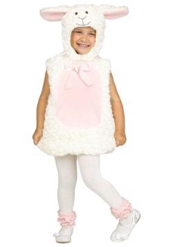 Disfraz de cordero para niños pequeños