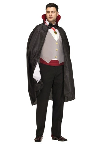 Disfraz de vampiro completo para hombre