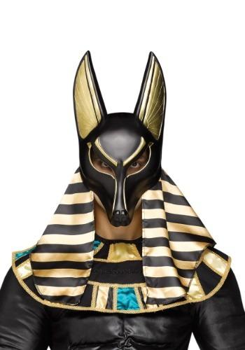 Máscara Anubis para Adultos